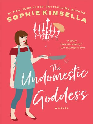 cover image of The Undomestic Goddess