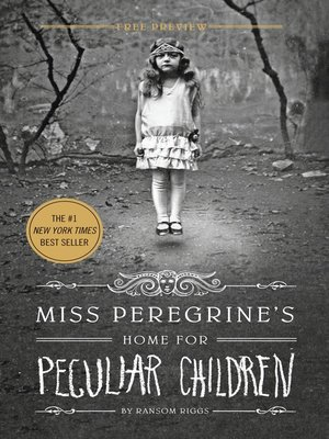 cover image of Miss Peregrine's Home for Peculiar Children Sampler