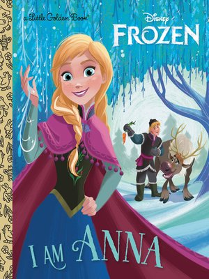 cover image of I Am Anna (Disney Frozen)