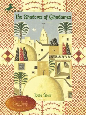 cover image of The Shadows of Ghadames