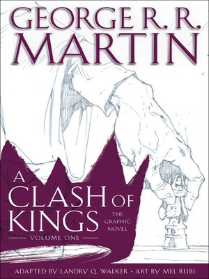 cover image of A Clash of Kings