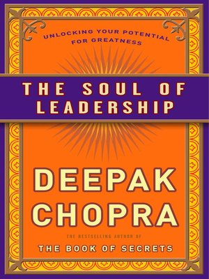 cover image of The Soul of Leadership