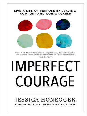 cover image of Imperfect Courage