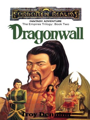 cover image of Dragonwall