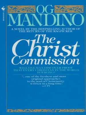 cover image of The Christ Commission
