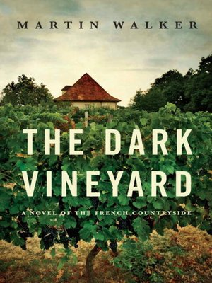 cover image of The Dark Vineyard