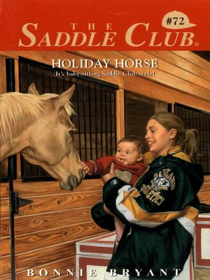 cover image of Holiday Horse