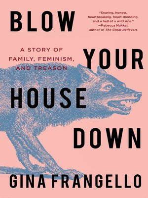 cover image of Blow Your House Down