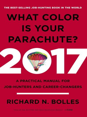 cover image of What Color Is Your Parachute? 2017