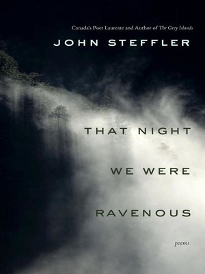 cover image of That Night We Were Ravenous