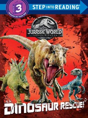 cover image of Dinosaur Rescue! (Jurassic World