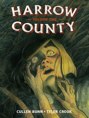 cover image of Harrow County Library Edition Volume 1
