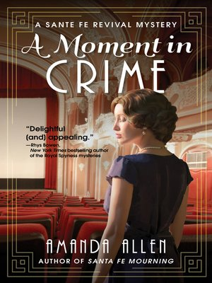 cover image of A Moment in Crime