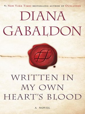 cover image of Written in My Own Heart's Blood