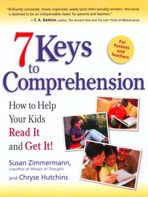 cover image of 7 Keys to Comprehension