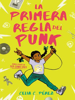 cover image of La primera regla del punk