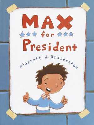cover image of Max for President
