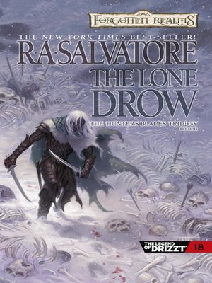 cover image of The Lone Drow