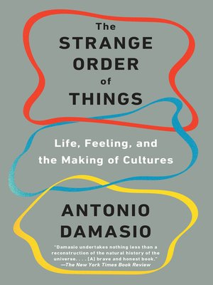 cover image of The Strange Order of Things