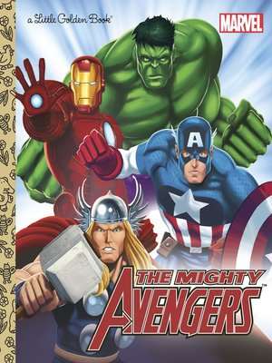 cover image of The Mighty Avengers (Marvel: The Avengers)