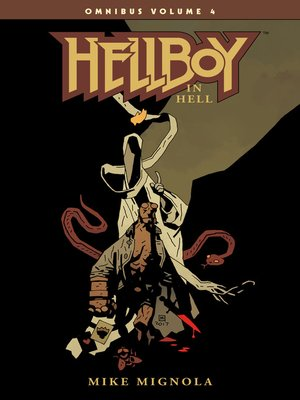 cover image of Hellboy Omnibus Volume 4
