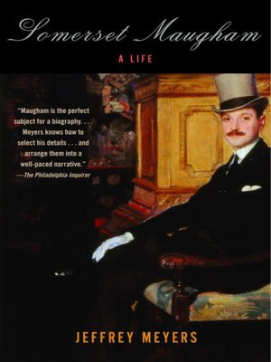 cover image of Somerset Maugham