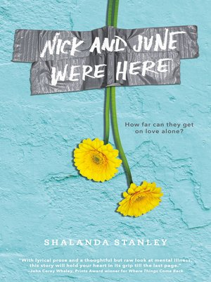 cover image of Nick and June Were Here