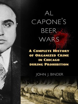 cover image of Al Capone's Beer Wars