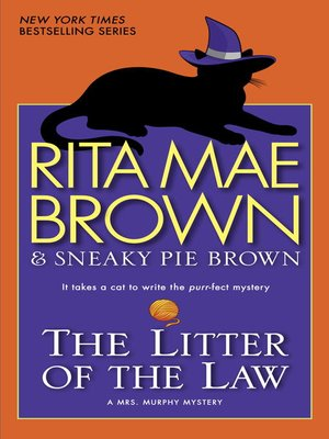 cover image of The Litter of the Law