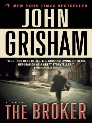 cover image of The Broker