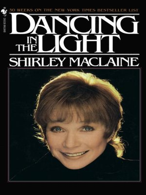 cover image of DANCING IN THE LIGHT