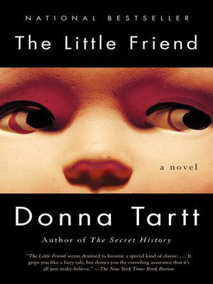 cover image of The Little Friend