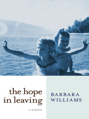 cover image of The Hope in Leaving