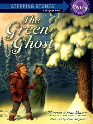 cover image of The Green Ghost
