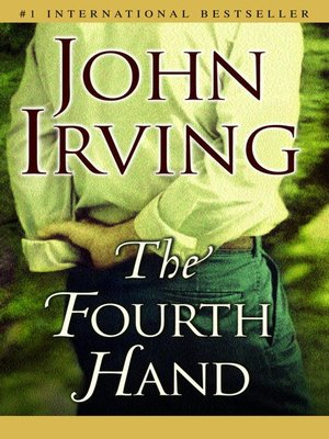 cover image of The Fourth Hand