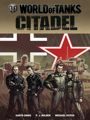 cover image of World of Tanks: Citadel