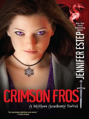 cover image of Crimson Frost