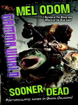 cover image of Sooner Dead