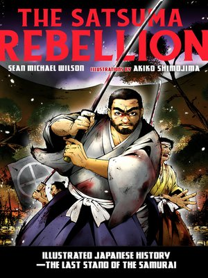 cover image of The Satsuma Rebellion