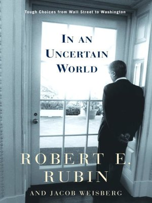 cover image of In an Uncertain World