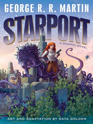 cover image of Starport (Graphic Novel)