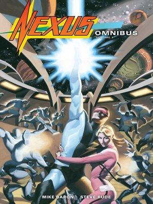 cover image of Nexus (1981), Omnibus Volume 1