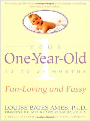 cover image of Your One-Year-Old