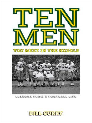cover image of Ten Men You Meet in the Huddle