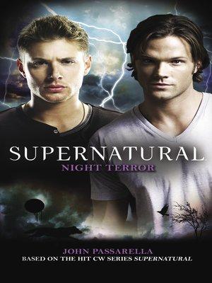 cover image of Night Terror