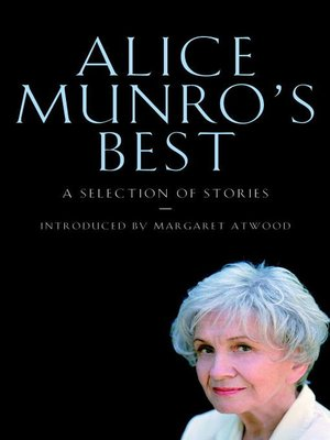 cover image of Alice Munro's Best