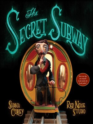 cover image of The Secret Subway