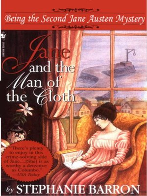cover image of Jane and the Man of the Cloth