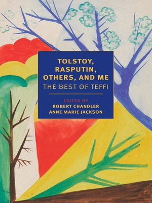 cover image of Tolstoy, Rasputin, Others, and Me