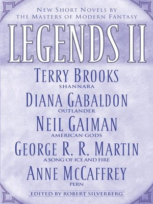 cover image of Legends II